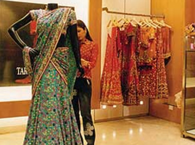 India's Couture Concept Kimaya Comes to Madison Avenue