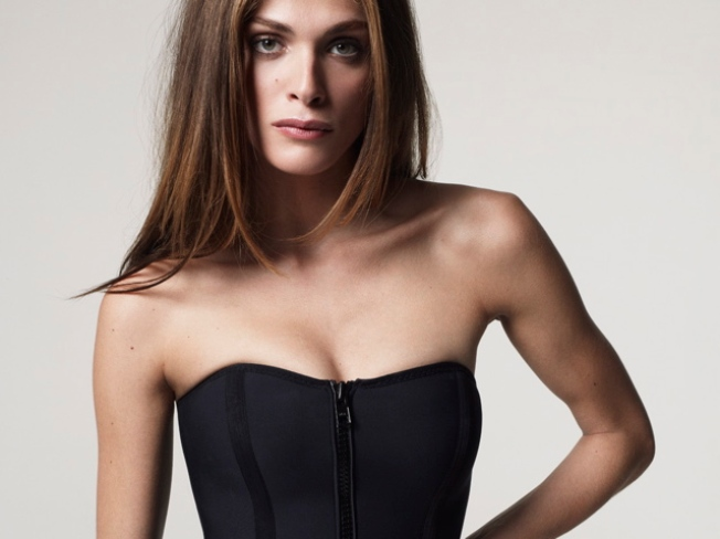 One to Watch: Fashion-Forward Swimwear by Lisa Marie Fernandez