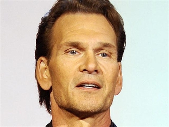 "Patrick Swayze: ""I'm Going Through Hell"""