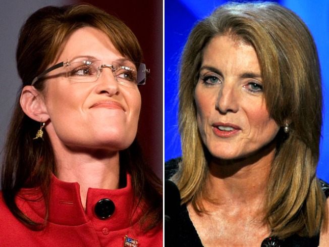 Palin: Kennedy Gets Free Ride Because of Class