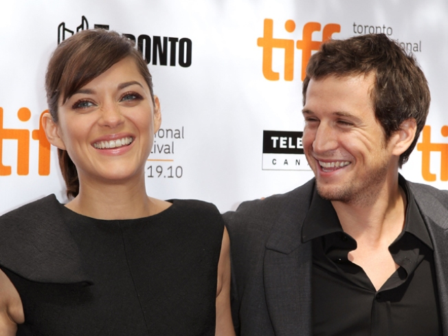"Conception for ""Inception"" Star: Actress Marion Cotillard Is Pregnant"