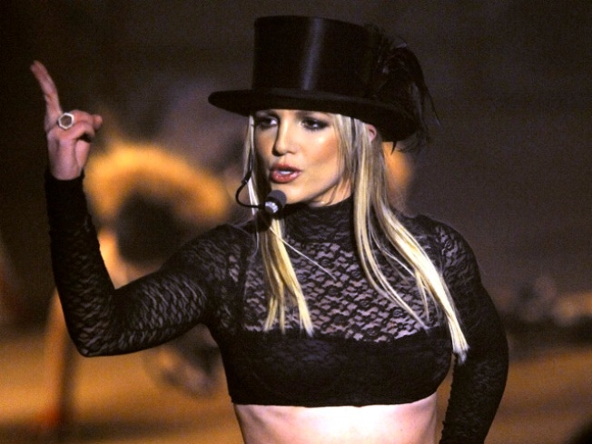 Britney Spears's Album Release Date Leaked