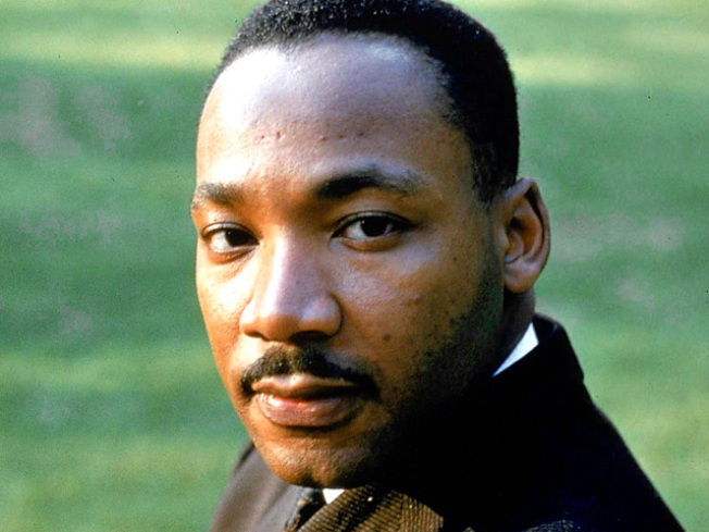 The Night I Met Dr. King