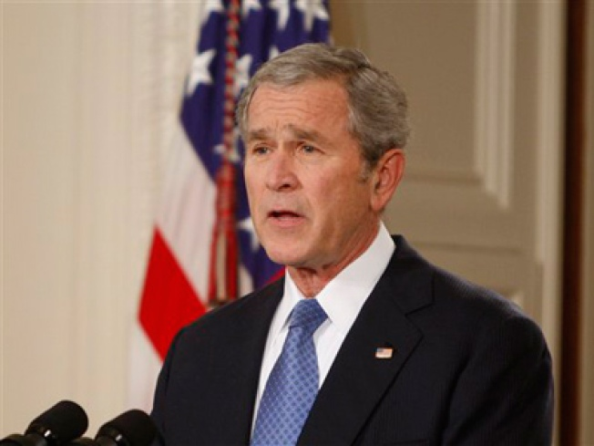 Bush Addresses Nation for Final Time as President