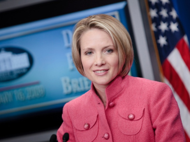 Perino Has Parting Words for Press
