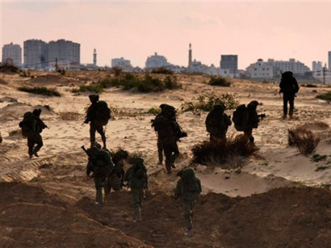 Cease-fire in Gaza