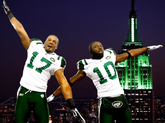 Flyin' High: Gang Green in an Empire State of Mind