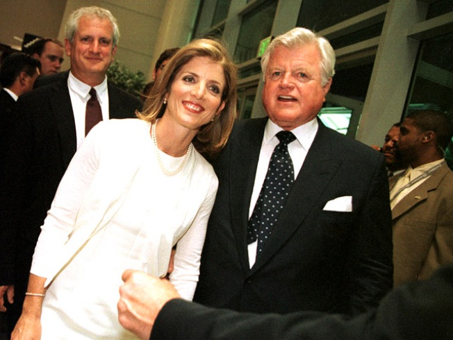 Ted Kennedy's Fall May Lift Caroline