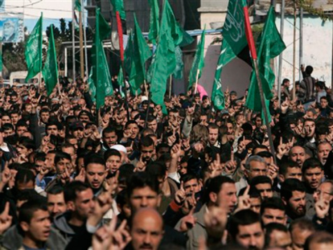 Hamas Holds Victory Rallies, Israelis Hold Fire