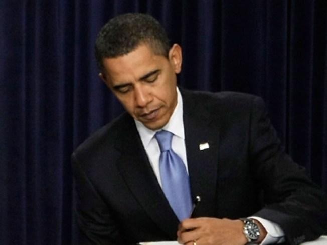 Obama Trips on Pork