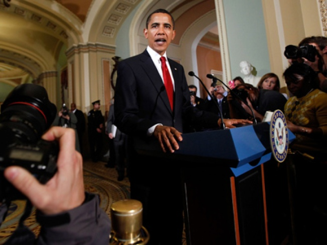 House Passes Obama's Stimulus Bill