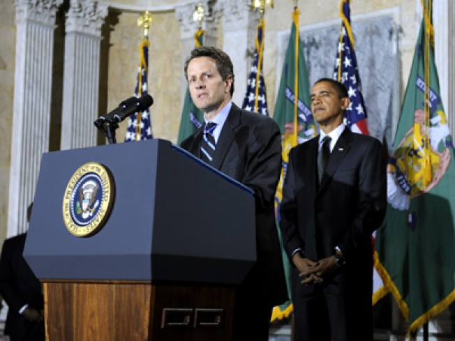 Geithner's Bear of a Day