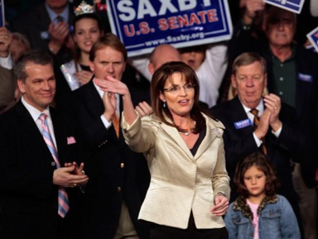 Palin Un-PACs Her Bags