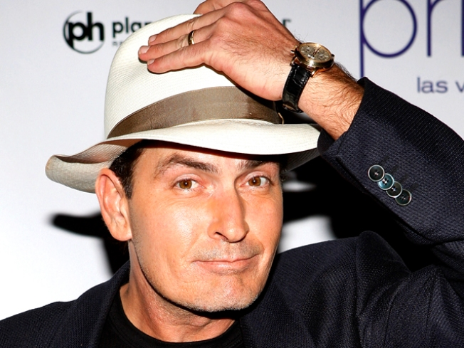 "Charlie Sheen Enters Rehab, ""Two and a Half Men"" on Hold"