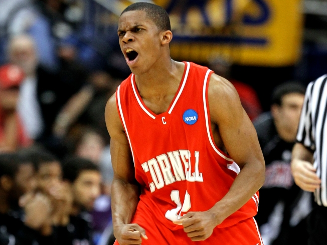 Cornell Upsets Wisconsin to Join Sweet 16