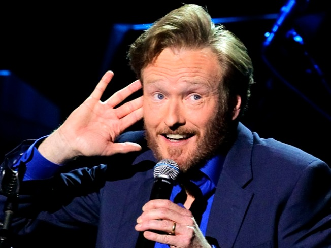 Conan O'Brien to Release Live Shows On Jack White's Record Label
