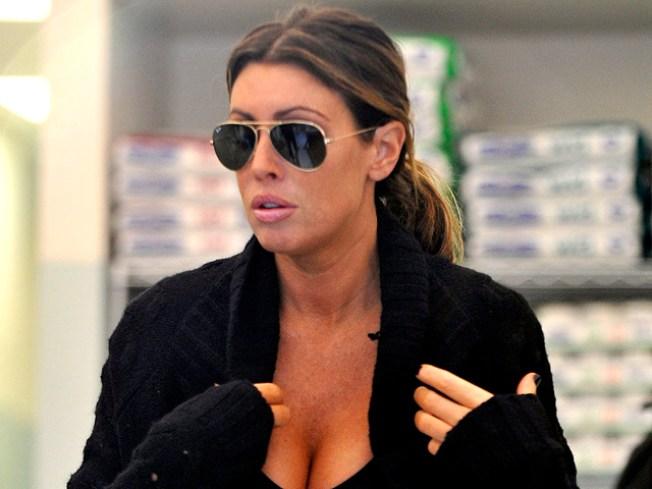 """Rachel Uchitel Checking in to """"Celebrity Rehab"""""""