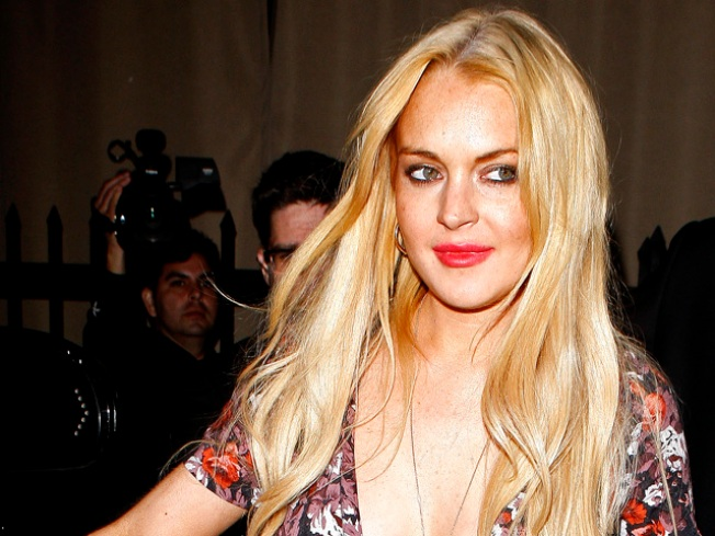 "Lindsay Lohan On Her Past Image: I Was ""Painted As Something Completely Different From What I Really Was"""