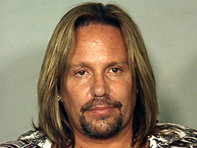 Mötley Crüe's Vince Neil to Serve 15 Days in Jail After DUI Guilty Plea