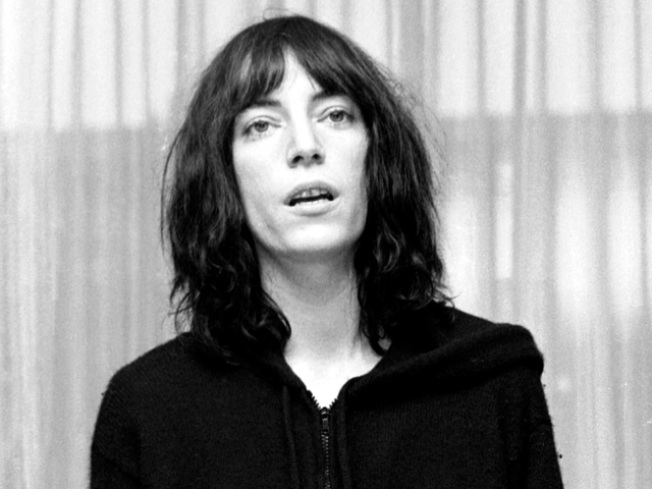 Patti Smith Nominated for National Book Award