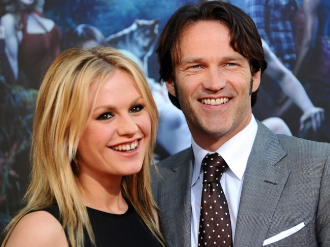 """True Blood"" Co-Stars Get Hitched"