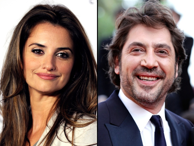 Penelope Cruz and Javier Bardem Tie the Knot
