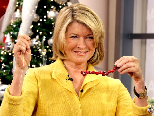 Martha Stewart Headed to Hallmark Channel