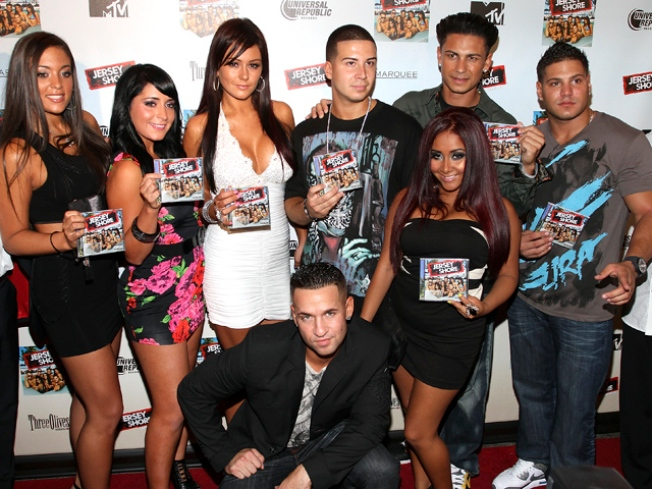 "Another ""Jersey Shore'' Cast Member Arrested in NJ"