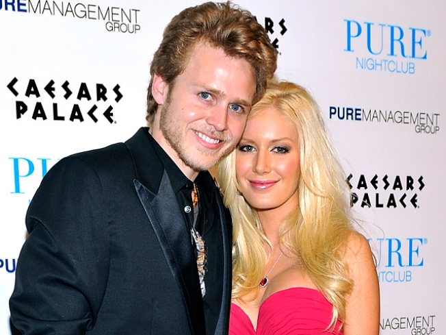"Heidi Montag and Spencer Pratt Have First ""Real"" Wedding"