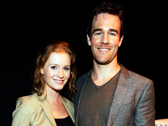 James Van Der Beek Weds Pregnant Girlfriend in Israel