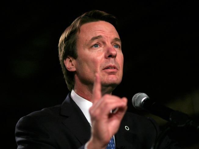 John Edwards Sex Scandal: Admits Extramarital Affair