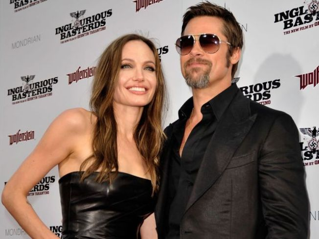 Angelina Jolie Dishes on Parenting and Brad