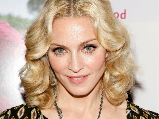 "Tidbits: Madonna ""Can Definitely See"" Marrying Jesus"