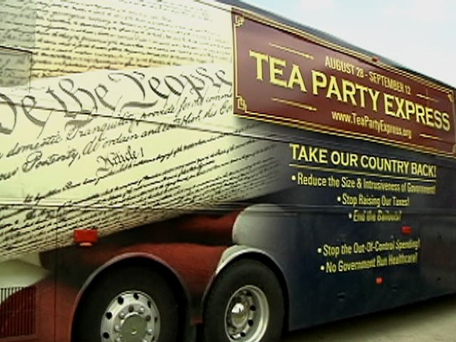 Tea Party Candidates Gain Ground in NJ