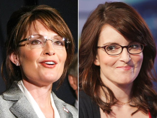 "Tina Fey Feared She'd ""Stink"" as Palin"