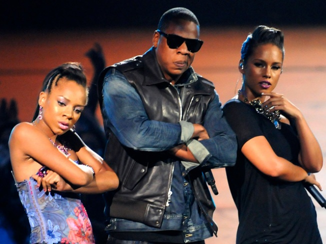 Jay-Z Breaks Silence On His Own VMA Interruption: 'What I'mma Do, Fight Lil Mama?'