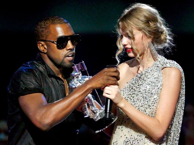 Spoofs of Kanye West Outburst at MTV Awards Go Viral