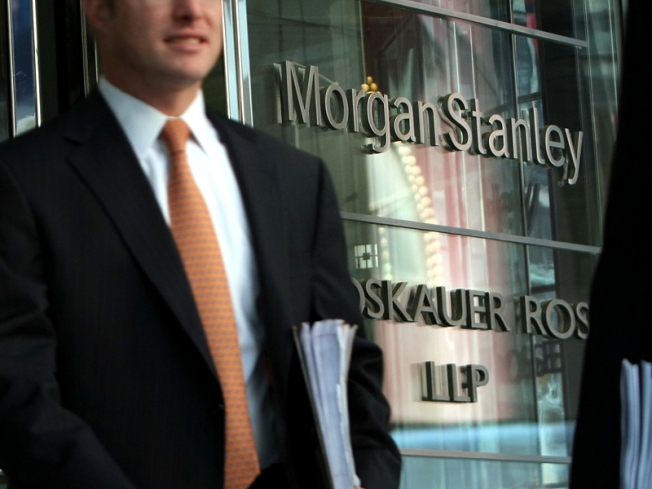 Morgan Stanley Shares Drop on Reported Probe