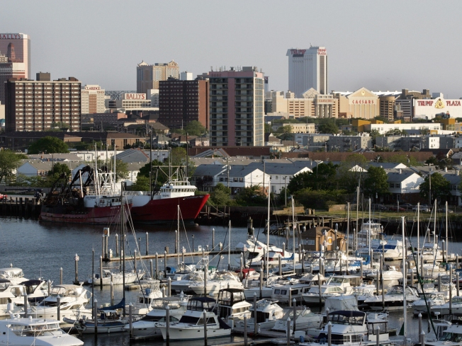 Police Union Warns Visitors Atlantic City Unsafe
