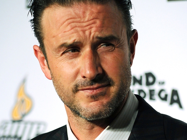 David Arquette Released from Rehab