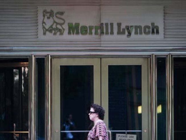 Merrill Lynch Execs Blasted for Big Bailout Bonuses