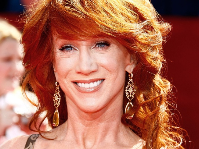Kathy Griffin Drops F-Bomb Live on CNN New Year's Special