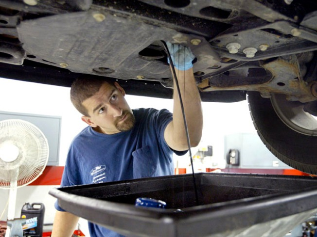 Change of Inspection for NJ Vehicles