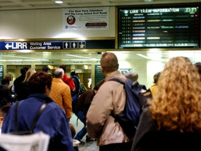 Residual NJ Transit Delays After Electrical Problem
