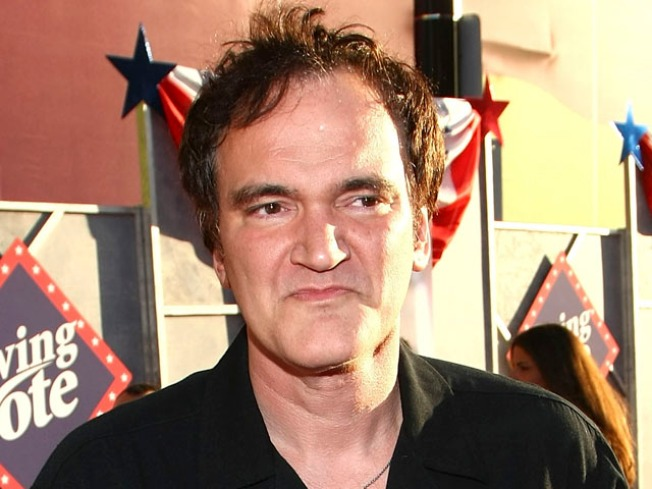 "Tarantino On Pitt's New Role: ""Hillbilly Straight From The Mountains"""