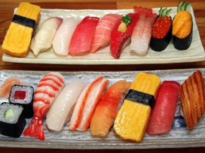 New York's Top 10 Sushi Spots