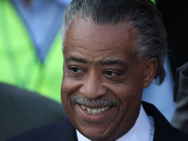 Sharpton Fined, But Feels Vindicated in FEC Probe