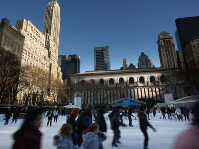 Two New Skate Rinks Coming to Manhattan