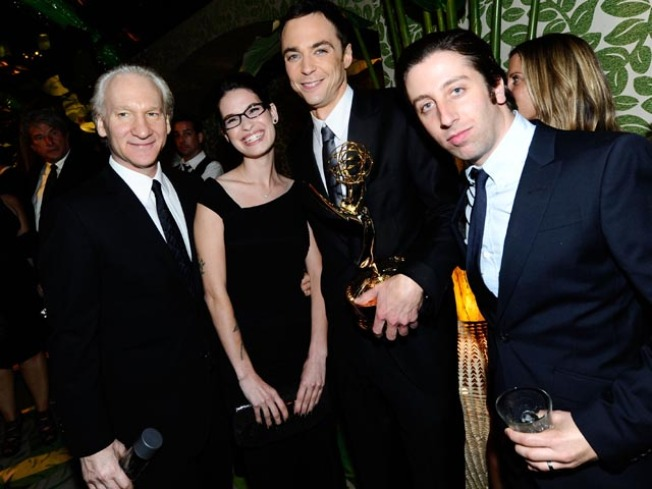 Celebs, Emmys Shine at After Parties