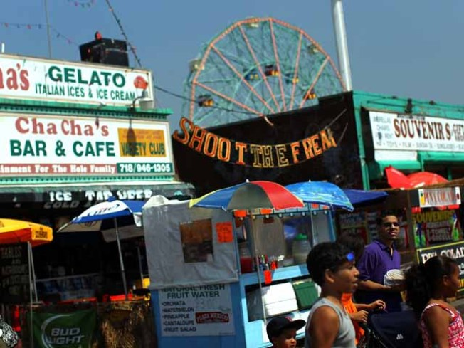 The Ride Might Not Be Over at Coney Island